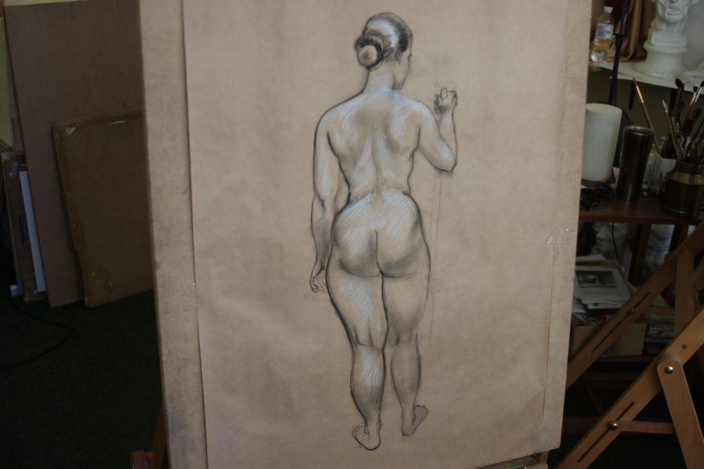 Model drawing classses in Artacademy