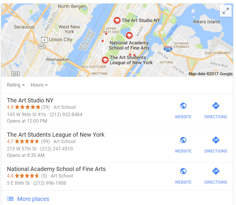Google-search-results-for-art-classes-near-me